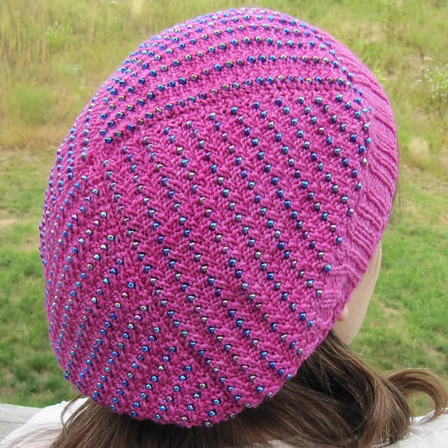 Beads on Beret