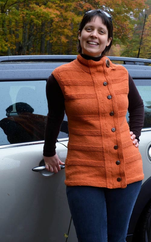 Motoring Vest and the mini