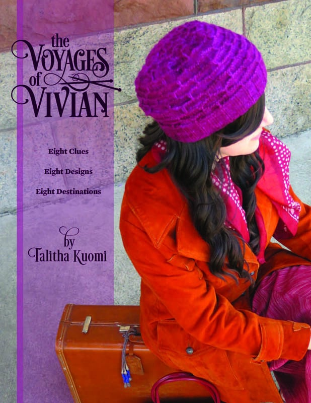 Voyages Of Vivian Book Cover