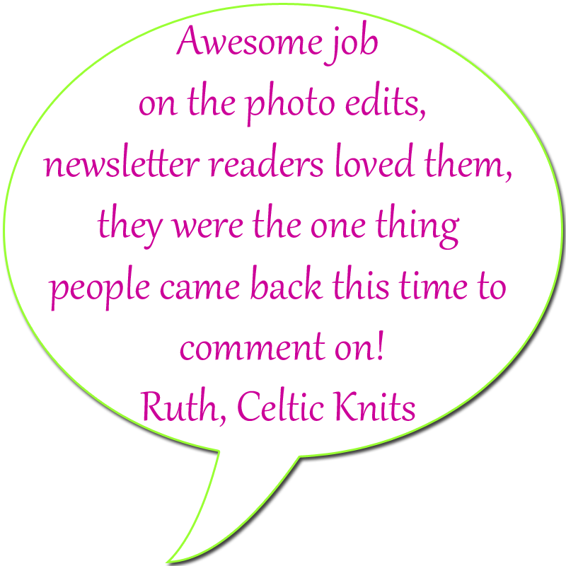 customer feedback Celtic Knits