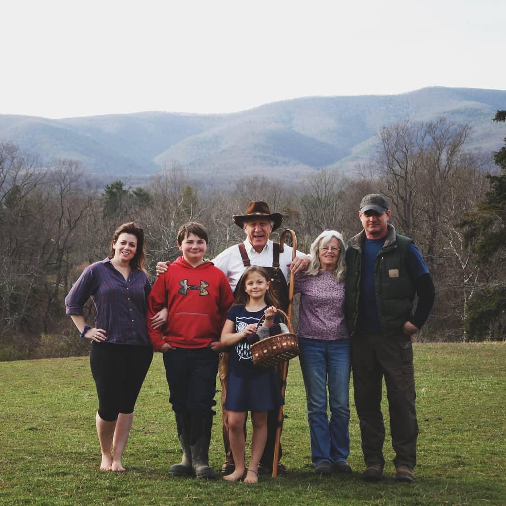 Family Cestari Sheep & Wool Co.