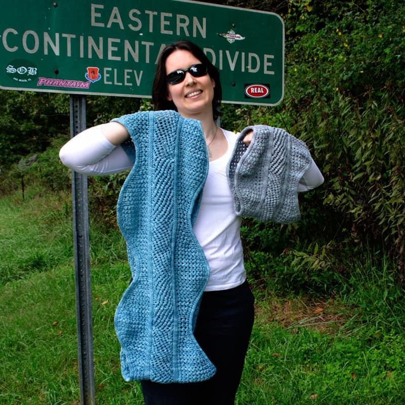 Eastern Continental Divide Cowls