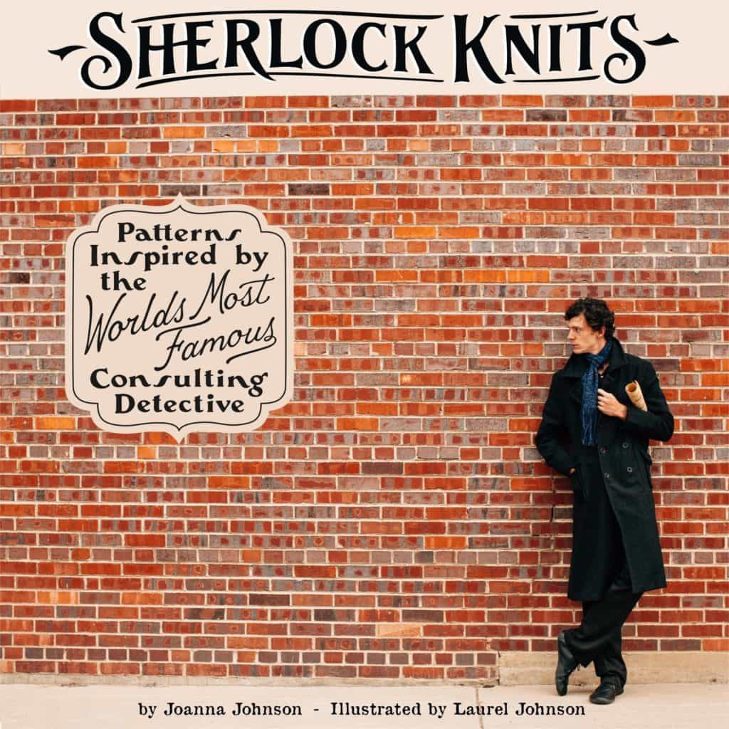 Sherlock Knits Book Cover