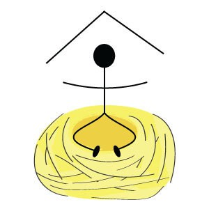 Habitat for Canaries logo