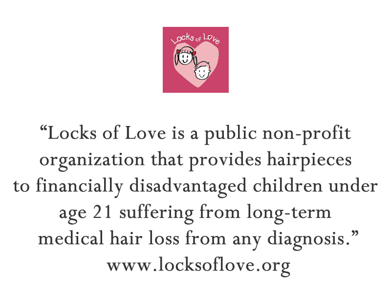 about locks of love