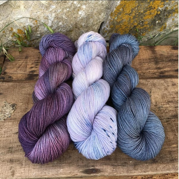 Trudy's yarns on BFL