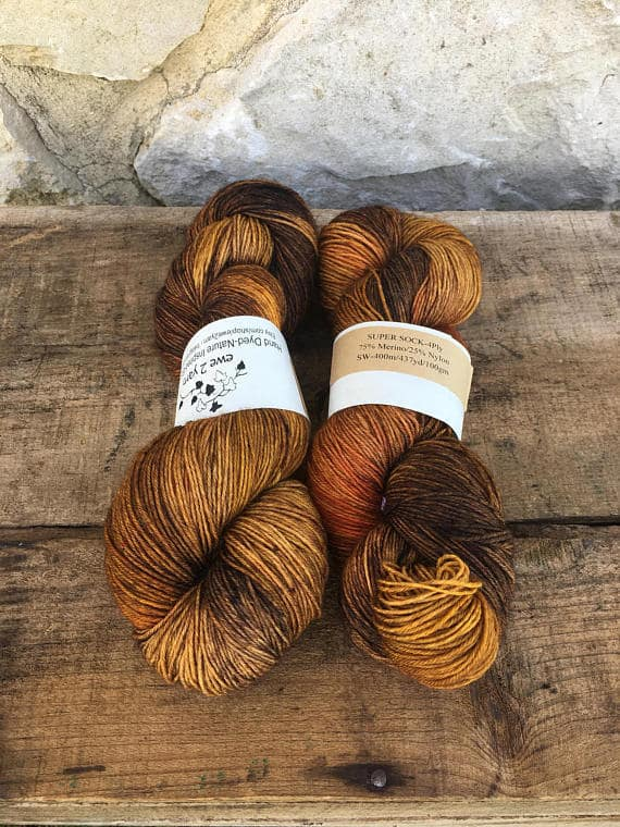 maples on merino nylon