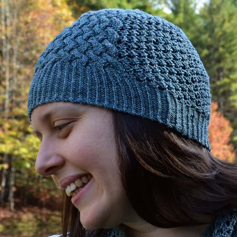 Savvy Hat side view