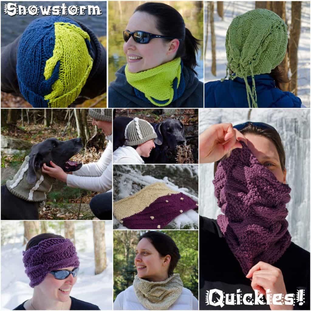 Snowstorm Quickies