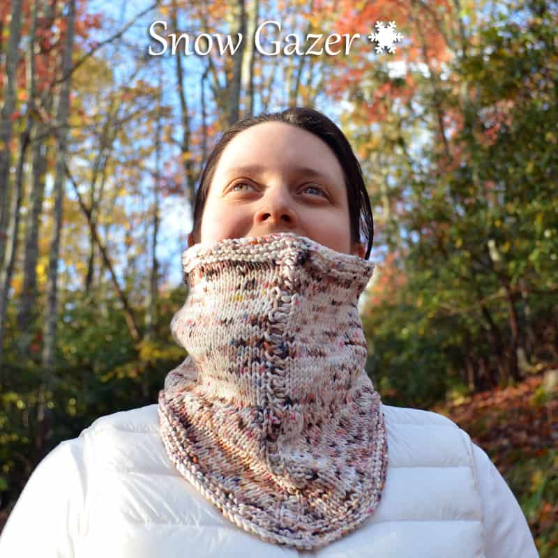 Snow Gazer front