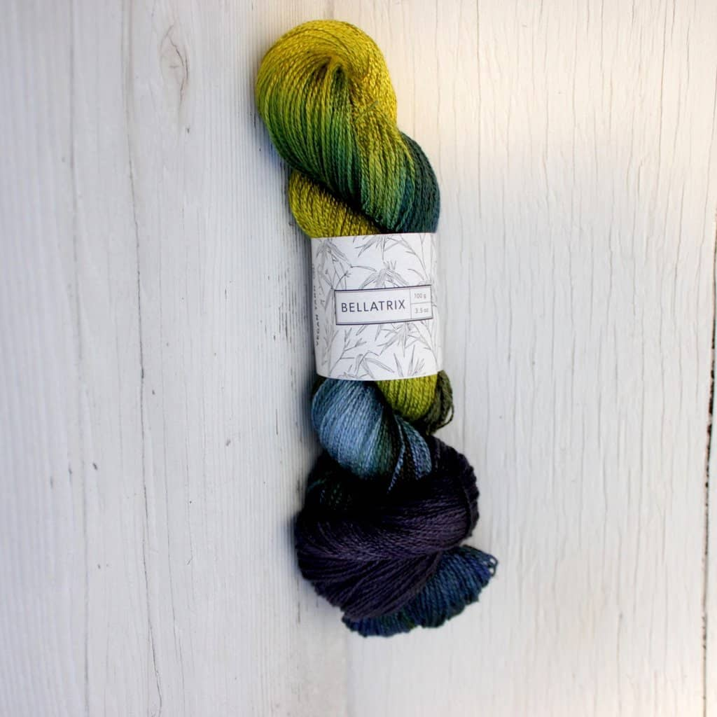 variegated bellatrix yarn