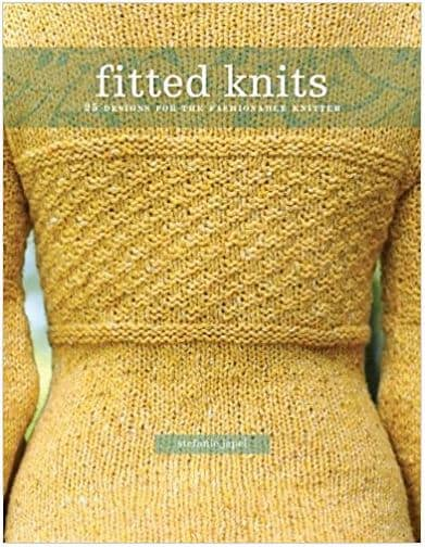 Fitted Knits book of patterns