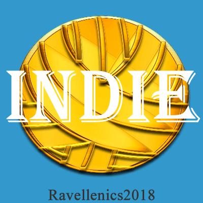 Ravellenics Team Indie Gold