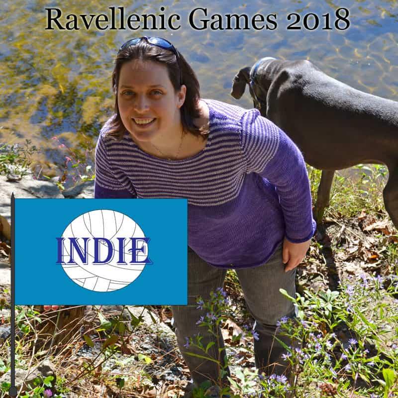 Ravellenics Games Team Indie