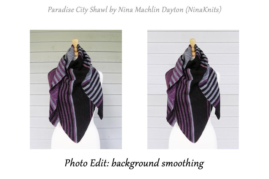 photo editing sample