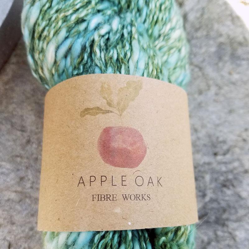 Apple Oak Fibre Works logo