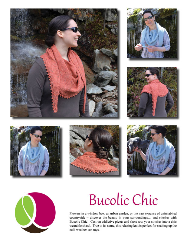 Bucolic Chic pattern cover