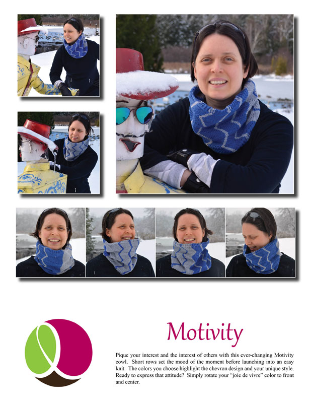 Motivity Pattern Cover