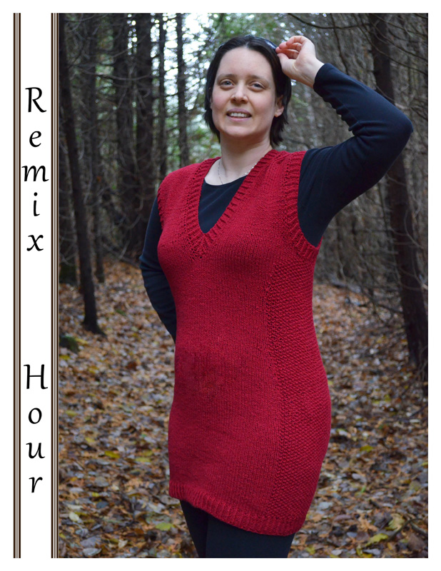 Remix Hour Pattern Cover Front