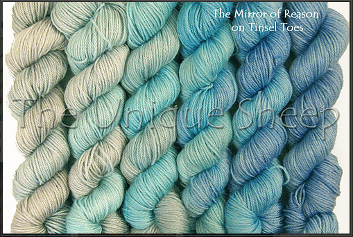 Mirror of Reason color from The Unique Sheep