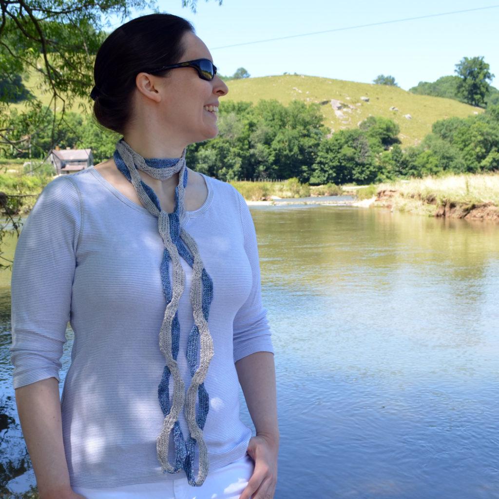River Bend at Watauga River
