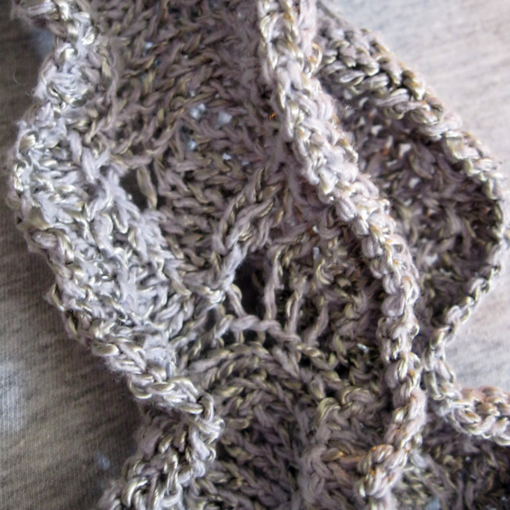 Tussah Silk sample