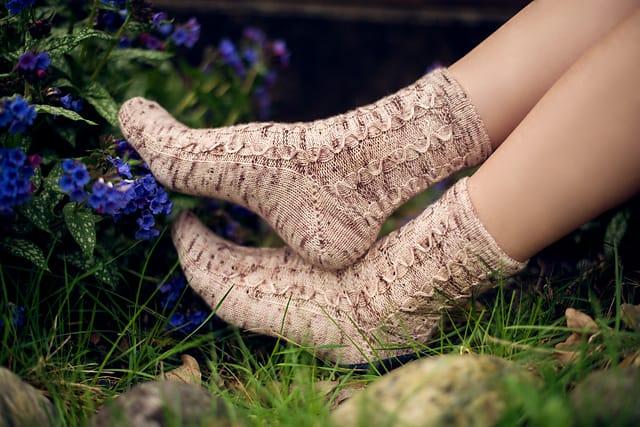 Loquacious socks