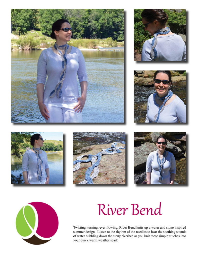 River Bend Pattern Cover