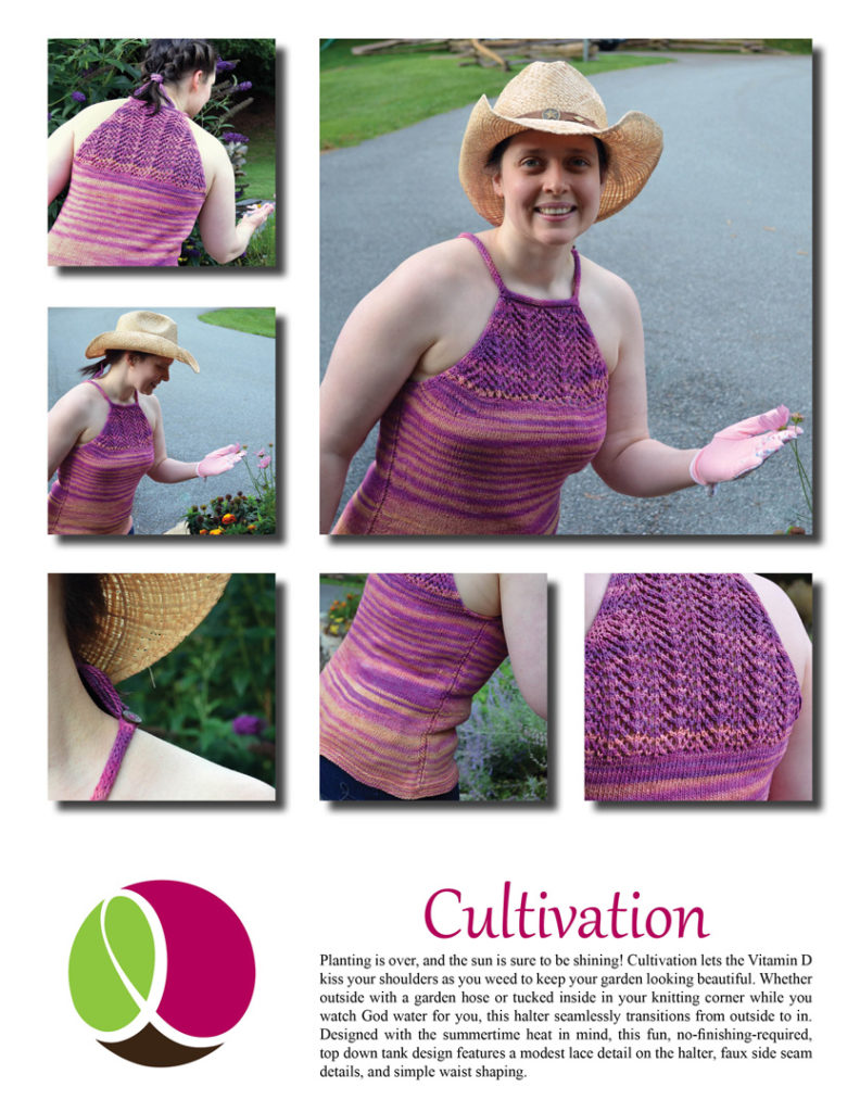 Cultivation Pattern Cover