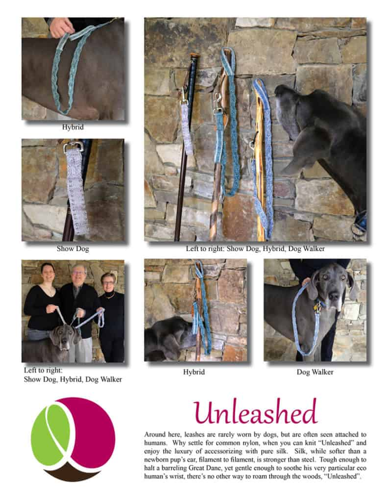 Unleashed pattern cover