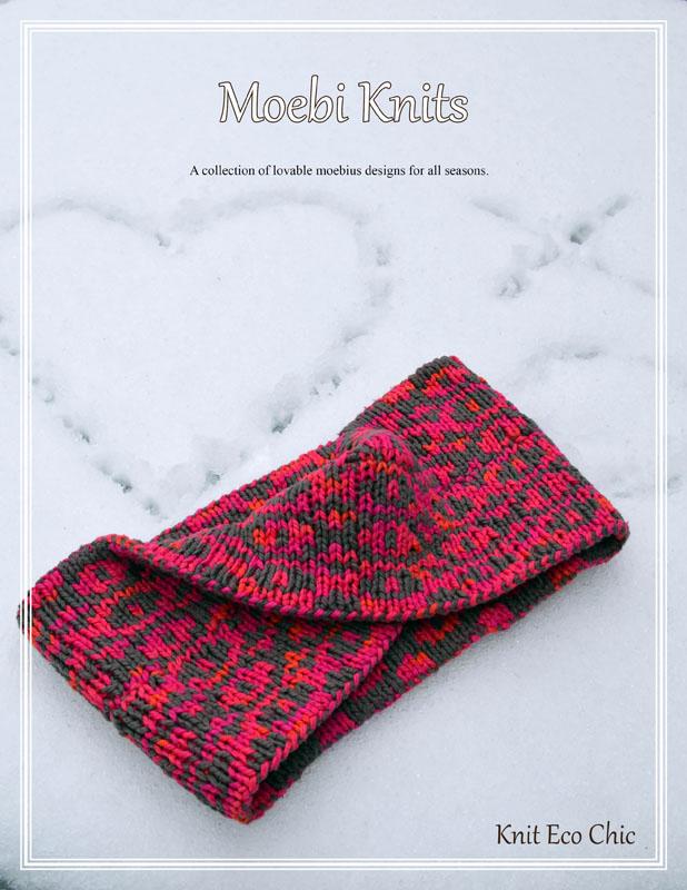 Moebi Knits 2020 Pattern Club Cover