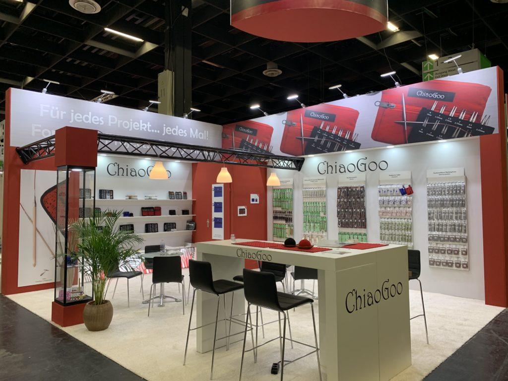 Chiaogoo H + H Booth