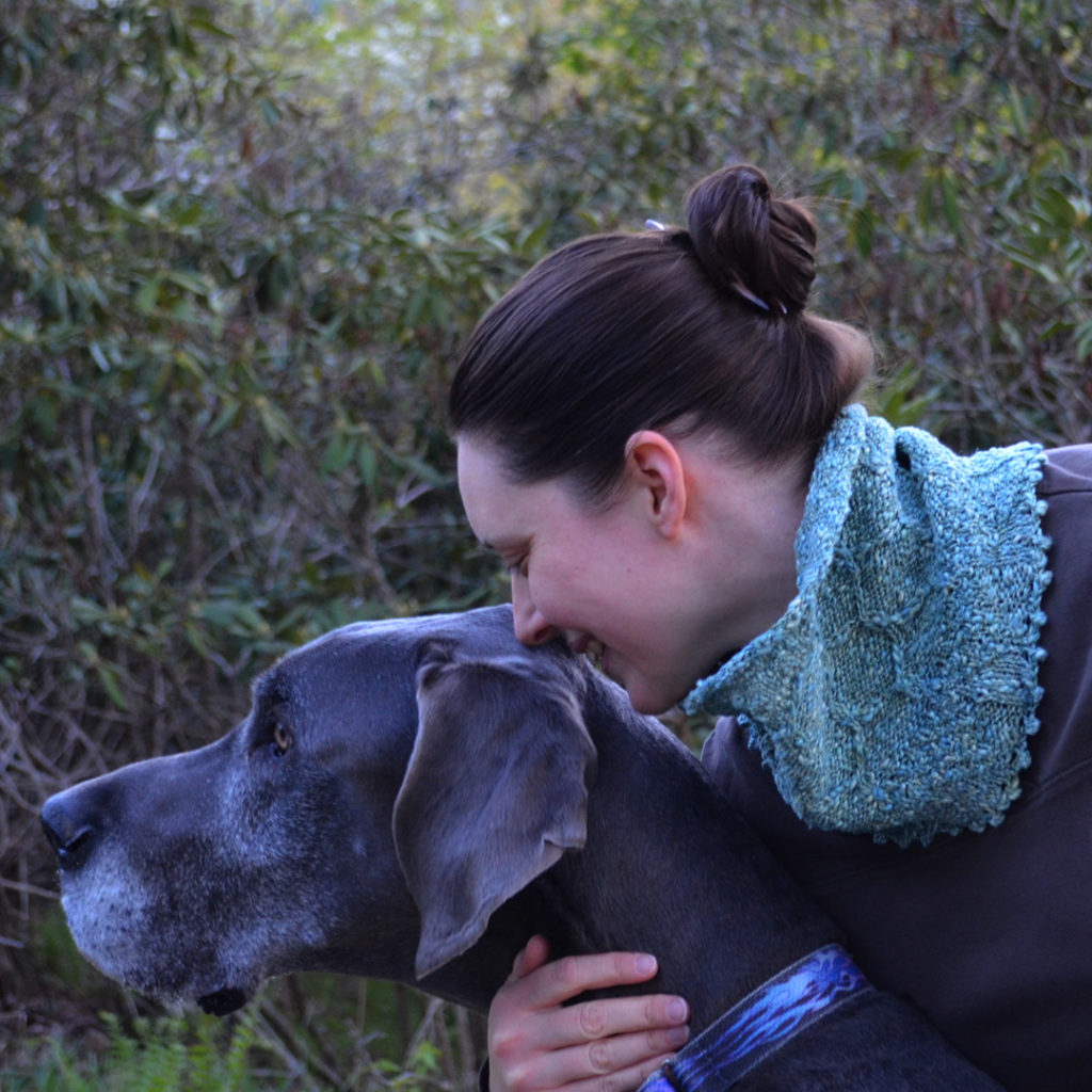 Mountain View cowl with Puddles