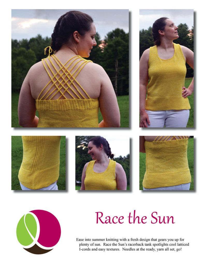 Race the Sun inside cover